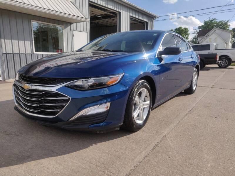 2019 Chevrolet Malibu for sale at Habhab's Auto Sports & Imports in Cedar Rapids IA