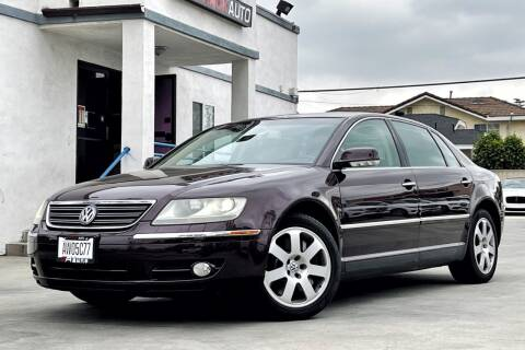 2004 Volkswagen Phaeton for sale at Fastrack Auto Inc in Rosemead CA