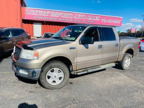 2004 Ford F-150 for sale at LUXURY IMPORTS AUTO SALES INC in North Branch MN