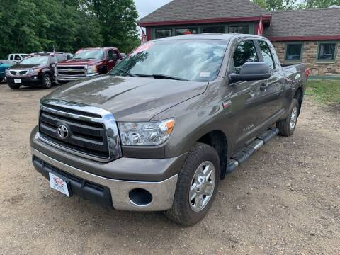 2010 Toyota Tundra for sale at Winner's Circle Auto Sales in Tilton NH