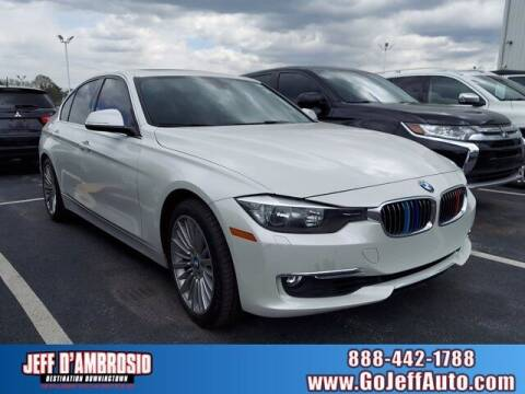 2013 BMW 3 Series for sale at Jeff D'Ambrosio Auto Group in Downingtown PA