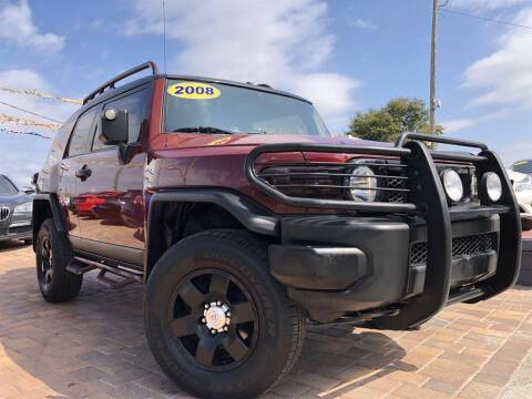 2008 Toyota FJ Cruiser for sale at Cars of Tampa in Tampa FL