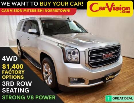 2015 GMC Yukon XL for sale at Car Vision Mitsubishi Norristown in Trooper PA