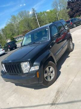 2009 Jeep Liberty for sale at John's Auto Sales & Service Inc in Waterloo NY