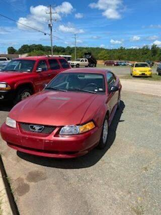 2000 Ford Mustang for sale at Lighthouse Truck and Auto LLC in Dillwyn VA