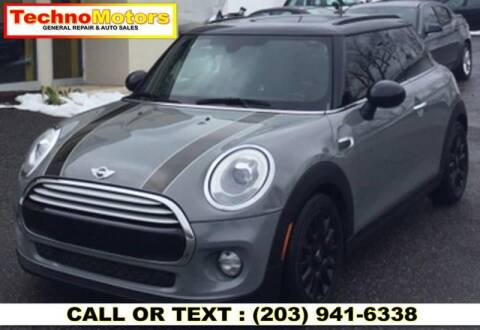2015 MINI Hardtop 2 Door for sale at Techno Motors in Danbury CT