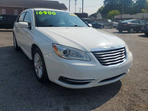 2013 Chrysler 200 for sale at Allen's Auto Sales LLC in Greenville SC