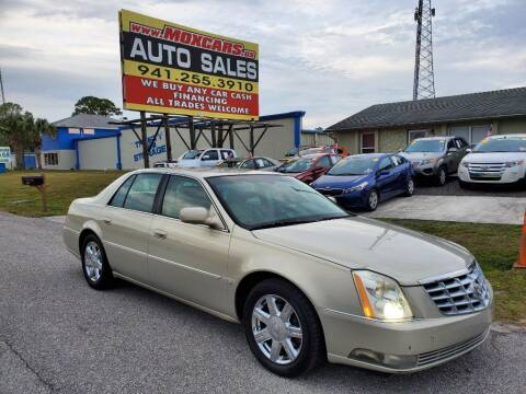 2007 Cadillac DTS for sale at Mox Motors in Port Charlotte FL
