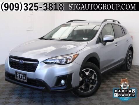 2019 Subaru Crosstrek for sale at STG Auto Group in Montclair CA