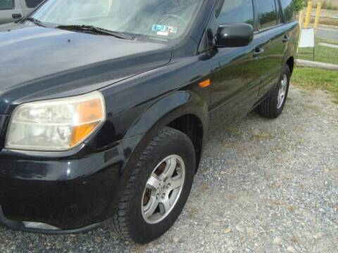 2006 Honda Pilot for sale at Branch Avenue Auto Auction in Clinton MD