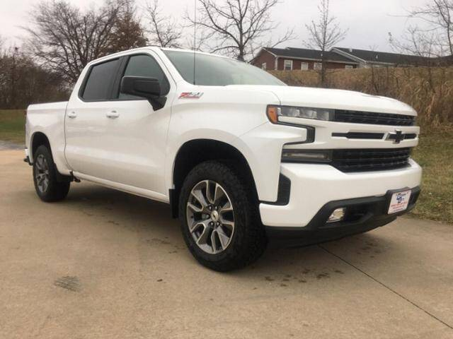 2021 Chevrolet Silverado 1500 for sale at MODERN AUTO CO in Washington MO