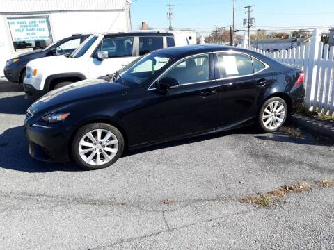 2014 Lexus IS 250 for sale at Automotive Fleet Sales in Lemoyne PA