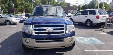 2007 Ford Expedition for sale at Roy's Auto Sales in Harrisburg PA