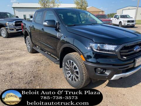 2020 Ford Ranger for sale at BELOIT AUTO & TRUCK PLAZA INC in Beloit KS