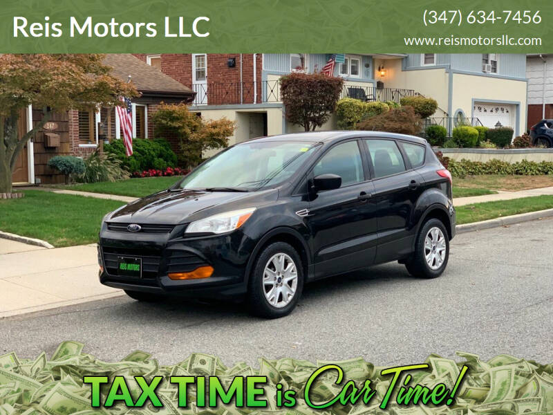 2014 Ford Escape for sale at Reis Motors LLC in Lawrence NY