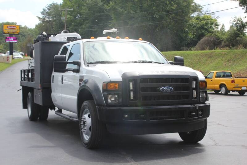 2010 Ford F-550 Super Duty for sale at Baldwin Automotive LLC in Greenville SC