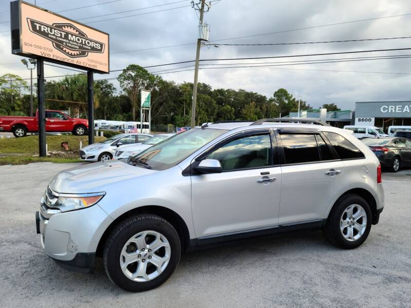 2011 Ford Edge for sale at Trust Motors in Jacksonville FL