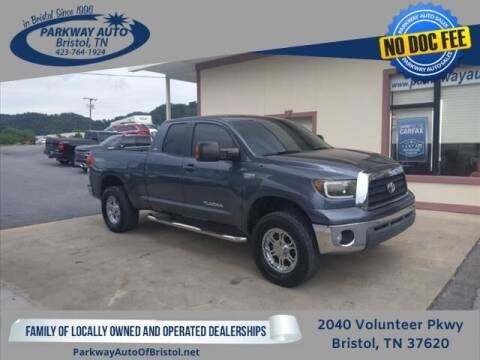 2008 Toyota Tundra for sale at PARKWAY AUTO SALES OF BRISTOL in Bristol TN
