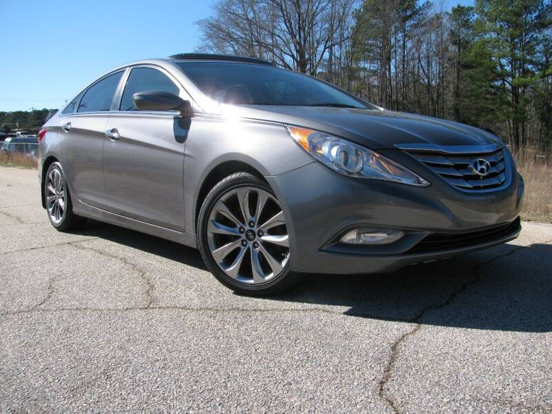 2013 Hyundai Sonata for sale at Warner's Auto Sales in Greenwood SC
