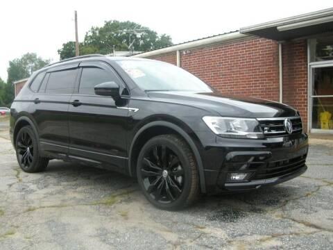 2021 Volkswagen Tiguan for sale at South Atlanta Motorsports in Mcdonough GA