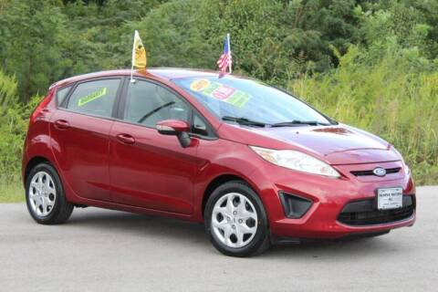 2013 Ford Fiesta for sale at McMinn Motors Inc in Athens TN
