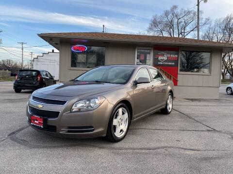 2010 Chevrolet Malibu for sale at Big Red Auto Sales in Papillion NE