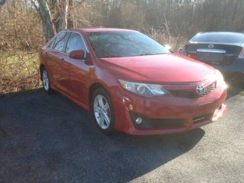 2014 Toyota Camry for sale at Best Choice Auto Market in Swansea MA