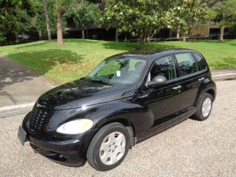 2005 Chrysler PT Cruiser for sale at Houston Auto Preowned in Houston TX