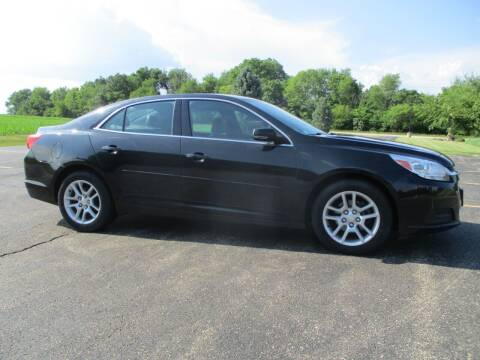 2015 Chevrolet Malibu for sale at Crossroads Used Cars Inc. in Tremont IL