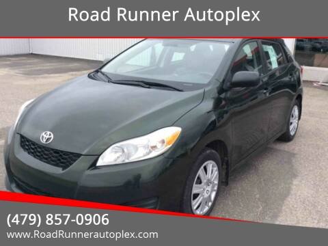 2011 Toyota Matrix for sale at Road Runner Autoplex in Russellville AR