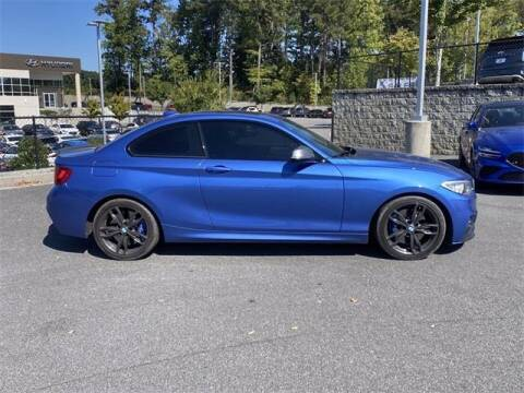 2016 BMW 2 Series for sale at CU Carfinders in Norcross GA