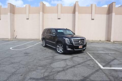 2015 Cadillac Escalade for sale at El Compadre Trucks in Doraville GA