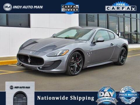 2017 Maserati GranTurismo for sale at INDY AUTO MAN in Indianapolis IN
