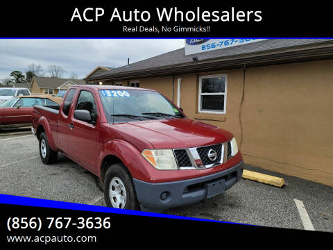 2006 Nissan Frontier for sale at ACP Auto Wholesalers in Berlin NJ