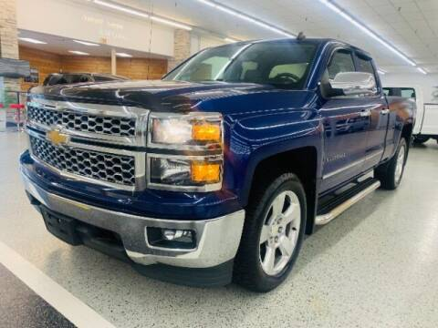 2014 Chevrolet Silverado 1500 for sale at Dixie Motors in Fairfield OH