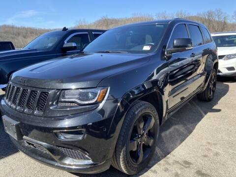 2015 Jeep Grand Cherokee for sale at Mark Sweeney Buick GMC in Cincinnati OH