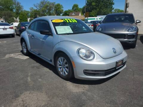 2014 Volkswagen Beetle for sale at Costas Auto Gallery in Rahway NJ