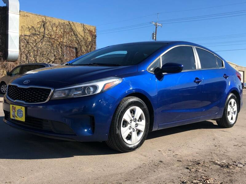 2018 Kia Forte for sale at El Tucanazo Auto Sales in Grand Island NE