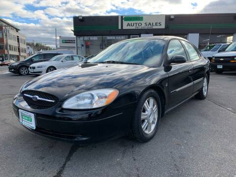 2003 Ford Taurus for sale at Wakefield Auto Sales of Main Street Inc. in Wakefield MA