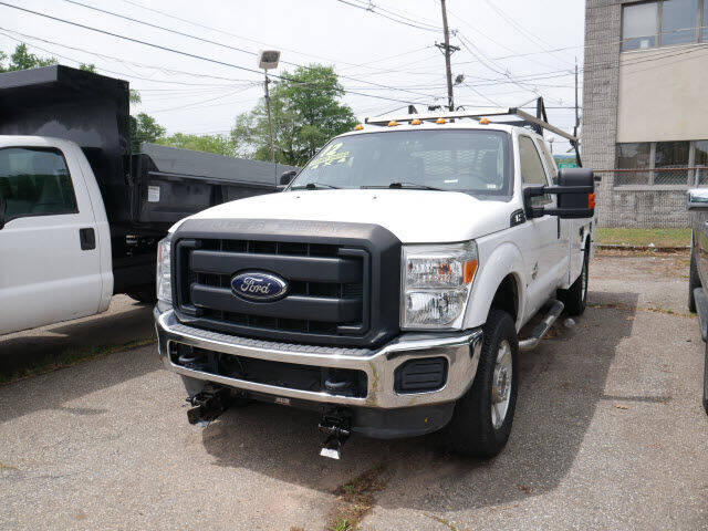 2012 Ford F-350 Super Duty for sale at Scheuer Motor Sales INC in Elmwood Park NJ