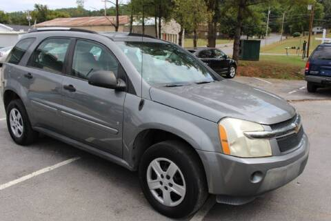 2006 Chevrolet Equinox for sale at SAI Auto Sales - Used Cars in Johnson City TN