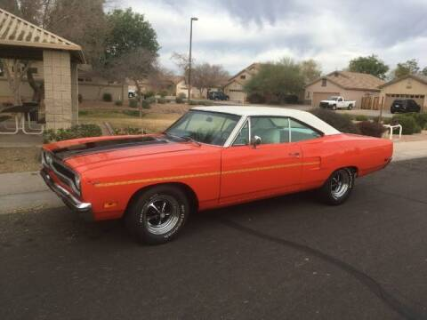1970 Plymouth Satellite for sale at Classic Car Deals in Cadillac MI