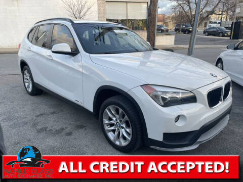 2015 BMW X1 for sale at World Class Auto Exchange in Lansdowne PA