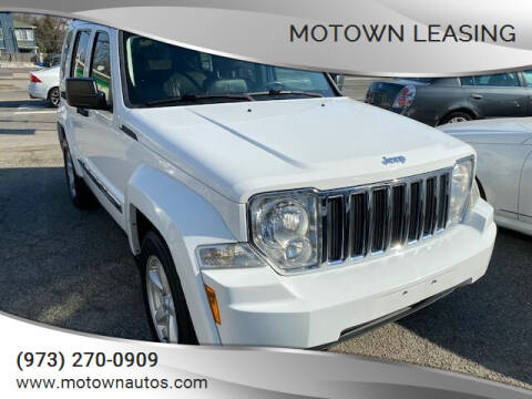 2011 Jeep Liberty for sale at Motown Leasing in Morristown NJ