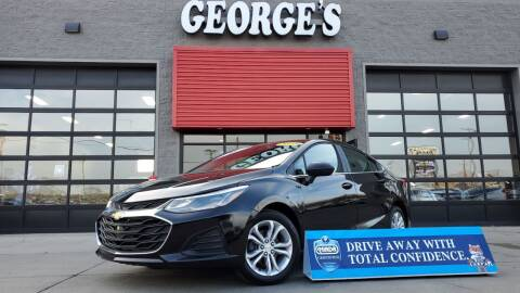 2019 Chevrolet Cruze for sale at George's Used Cars - Pennsylvania & Allen in Brownstown MI