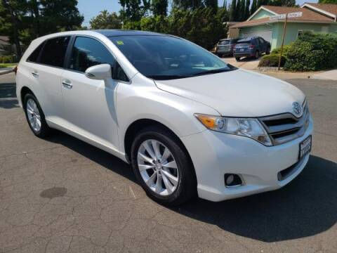 2013 Toyota Venza for sale at CAR CITY SALES in La Crescenta CA