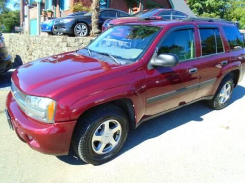 2005 Chevrolet TrailBlazer for sale at Carsmart in Seattle WA