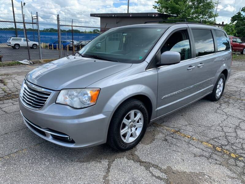 2013 Chrysler Town and Country for sale at Eddie's Auto Sales in Jeffersonville IN