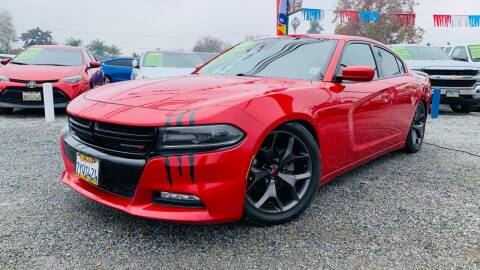 2017 Dodge Charger for sale at LA PLAYITA AUTO SALES INC - Tulare Lot in Tulare CA