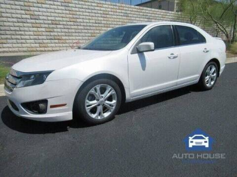 2012 Ford Fusion for sale at MyAutoJack.com @ Auto House in Tempe AZ